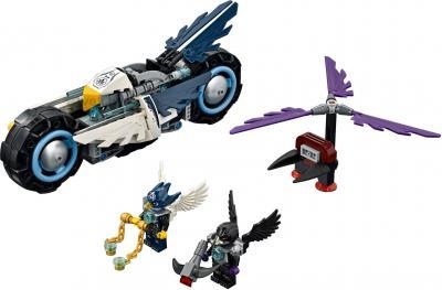 Конструктор Lego Chima Байк Орла Эглора (70007) - общий вид