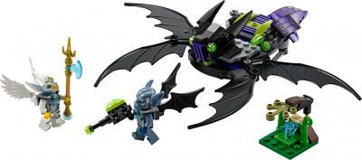 Конструктор Lego Chima Крылатый истребитель Браптора (70128) - общий вид