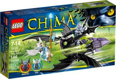 Конструктор Lego Chima Крылатый истребитель Браптора (70128) - упаковка
