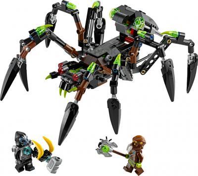 Конструктор Lego Chima Паучий охотник Спарратуса (70130) - общий вид