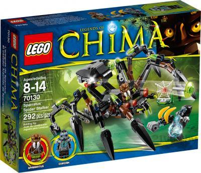Конструктор Lego Chima Паучий охотник Спарратуса (70130) - упаковка