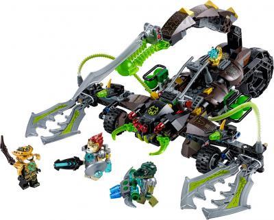 Конструктор Lego Chima Жалящая машина скорпиона (70132) - общий вид