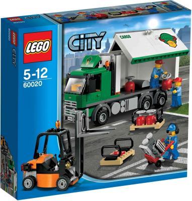 Конструктор Lego City Грузовик (60020) - упаковка