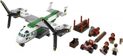 Конструктор Lego City Грузовой конвертоплан (60021) - общий вид