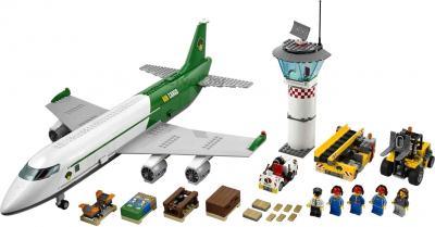 Конструктор Lego City Грузовой терминал (60022) - общий вид