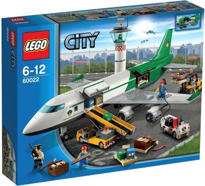 Конструктор Lego City Грузовой терминал (60022) - упаковка