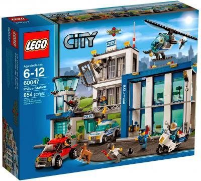 Конструктор Lego City Полицейский участок (60047) - упаковка
