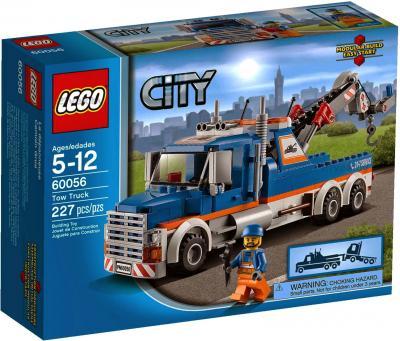 Конструктор Lego City Буксировщик (60056) - упаковка