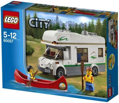 Конструктор Lego City Дом на колёсах (60057) - упаковка