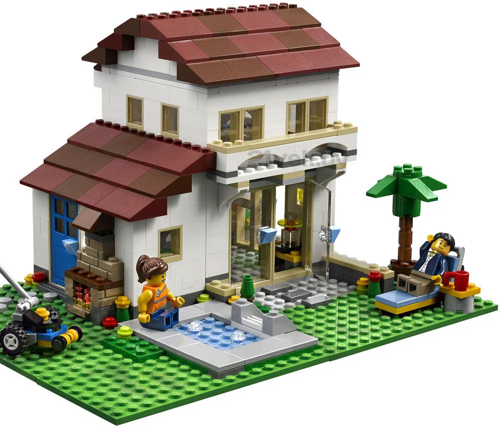 Creator Семейный домик (31012) 21vek.by 816000.000