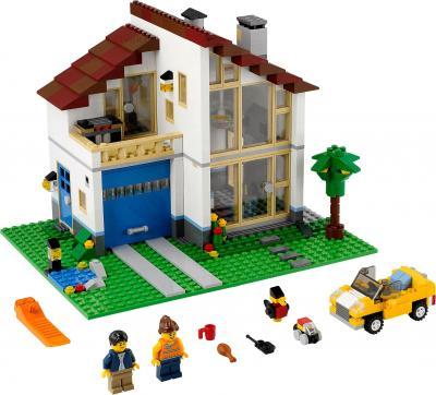 Конструктор Lego Creator Семейный домик (31012) - семейный домик