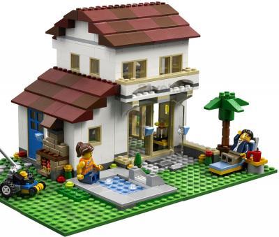Конструктор Lego Creator Семейный домик (31012) - вилла