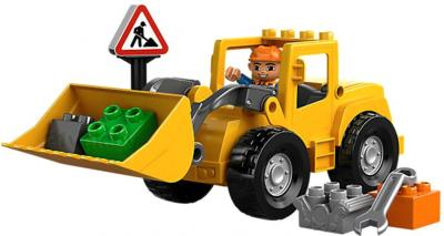 Конструктор Lego Duplo Фронтальный погрузчик (10520) - общий вид