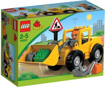 Конструктор Lego Duplo Фронтальный погрузчик (10520) - упаковка