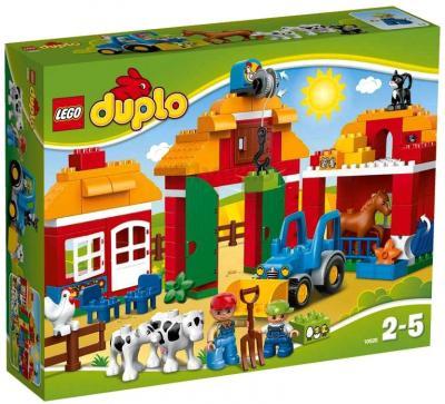 Конструктор Lego Duplo 10525 Большая ферма - упаковка