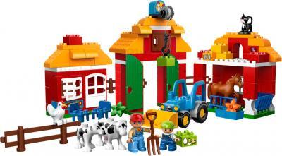 Конструктор Lego Duplo 10525 Большая ферма - общий вид