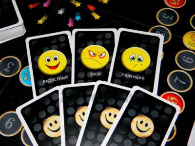Настольная игра Tactic Алиас. Вечеринка / Party Alias - карты