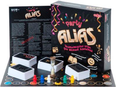 Настольная игра Tactic Алиас. Вечеринка / Party Alias - комплект