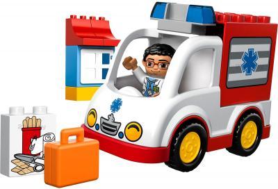 Конструктор Lego Duplo 10527 Скорая помощь - общий вид