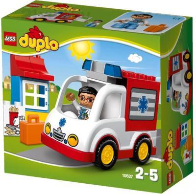 Конструктор Lego Duplo 10527 Скорая помощь - упаковка