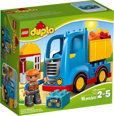 Конструктор Lego Duplo Грузовик (10529) - упаковка