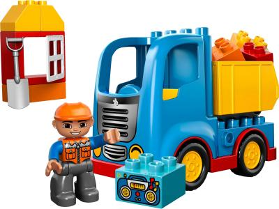 Конструктор Lego Duplo Грузовик (10529) - общий вид