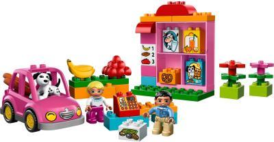 Конструктор Lego Duplo Супермаркет (10546) - общий вид