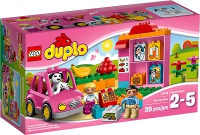 Конструктор Lego Duplo Супермаркет (10546) - упаковка