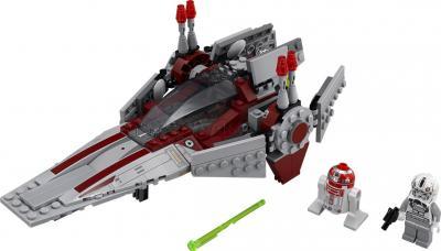 Конструктор Lego Star Wars Звёздный истребитель V-wing (75039) - общий вид