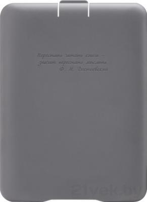 Электронная книга TeXet TB-136SE (Gray) - чехол-крышка