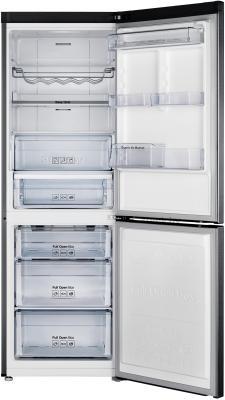 Холодильник с морозильником Samsung RB29FERNCSS/RS - в открытом виде
