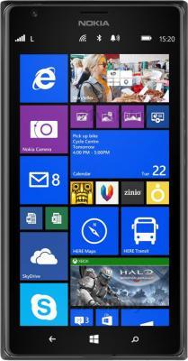 Смартфон Nokia Lumia 1520 (Black) - общий вид