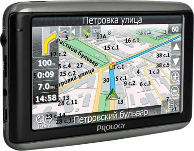 GPS навигатор Prology iMap-5100 - общий вид