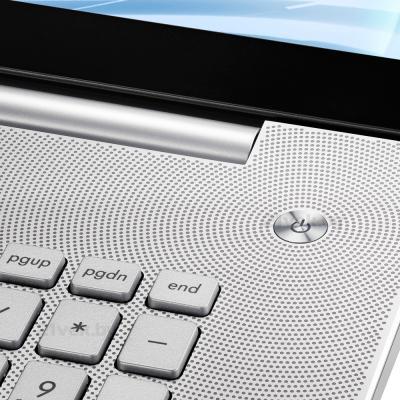 Ноутбук Asus N750JV-T4202D - кнопка включения