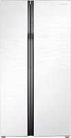 Холодильник с морозильником Samsung RS552NRUA1J/WT -
