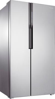 Холодильник с морозильником Samsung RS552NRUASL/WT - общий вид
