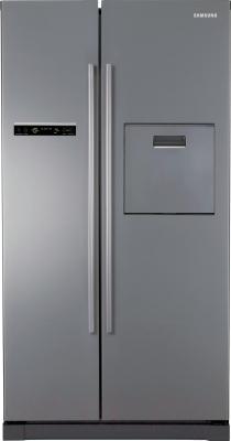 Холодильник с морозильником Samsung RSA1VHMG1/BWT - фронтальный вид