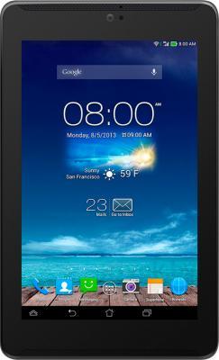 Планшет Asus Fonepad 7 ME372CG-1B051A (8GB, 3G, Black) - фронтальный вид