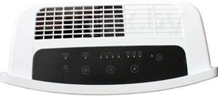 Очиститель воздуха DeLonghi AC100 (White) - вид сверху