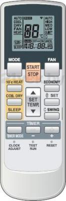 Сплит-система Fujitsu ASYG-18LF/AOYG-18LF - пульт