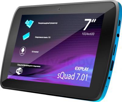 Планшет Explay sQuad 7.01 (Blue) - общий вид