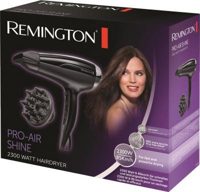 Фен Remington D5215 - упаковка