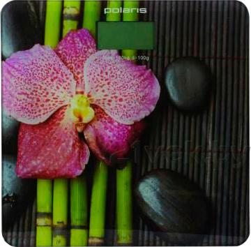 Напольные весы электронные Polaris PWS 1832DG (Orchid) - общий вид