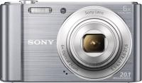 Компактный фотоаппарат Sony Cyber-shot DSC-W810 (серебристый) -