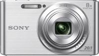 Фотоаппарат Sony Cyber-shot DSC-W830 (Silver) -