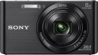 Фотоаппарат Sony Cyber-shot DSC-W830 (Black) -