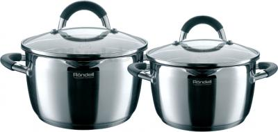 Набор кухонной посуды Rondell RDS-339 Flamme - общий вид