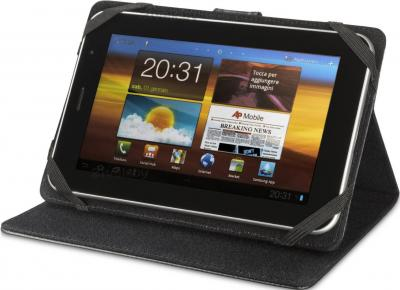 Чехол для планшета Cellular Line SYFACILE 70BK - с планшетом