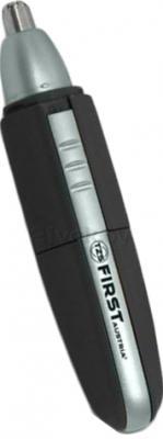 Машинка для стрижки волос FIRST Austria FA-5680-2 (серебристый/черный) - общий вид