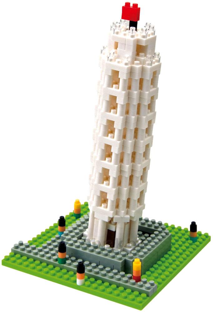 Nanoblock Пизанская башня 21vek.by 250000.000
